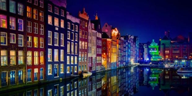 1. Macerasever Koçlar için Amsterdam
