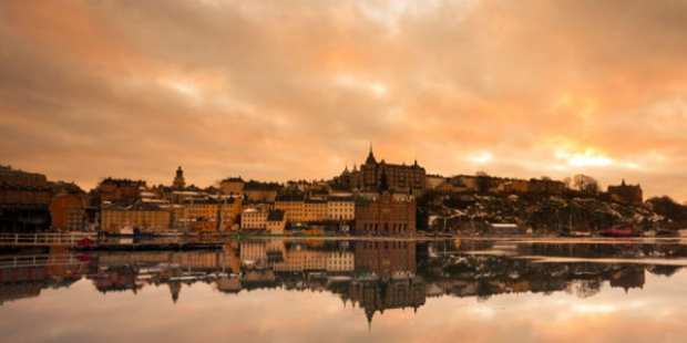 7. Teraziler İçin Stockholm