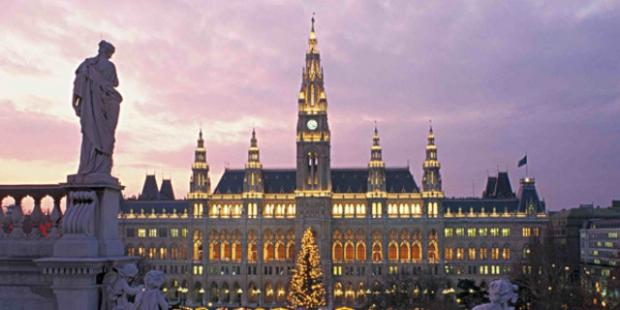 Tutku Düşkünü Akrepler İçin Sanat Kenti Viyana