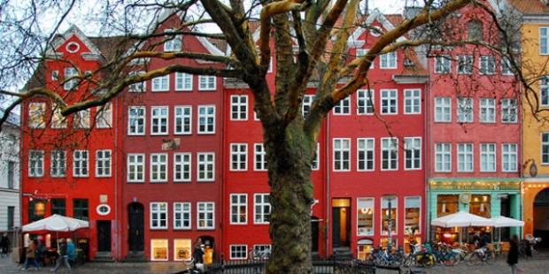 Stil Sahibi Balık Burcu İçin Tasarım Şehri Kopenhag