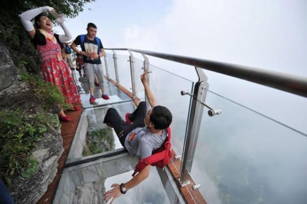Tabii eğer yükseklik korkunuz yoksa!