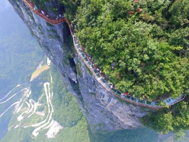 Yolu Çin'e düşecek olan macera tutkunlarına tavsiye ederiz:)