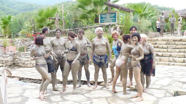 Çamur Banyoları