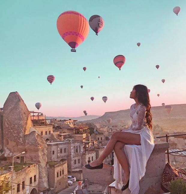 6. Ülkemizden bir güzellik listeye girdi: Nevşehir, Kapadokya