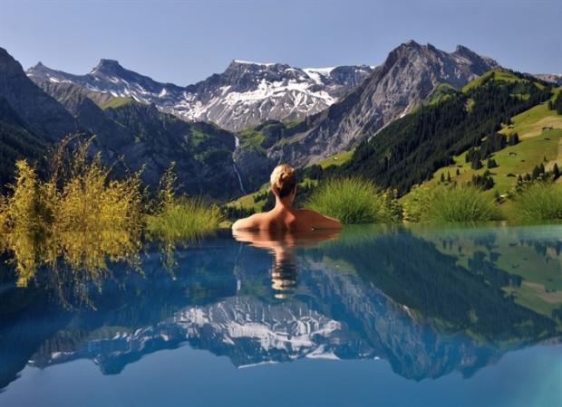 12. İsviçre Alpleri