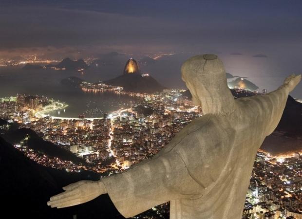14. Rio de Janeiro - Brezilya