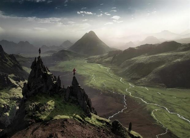 6. Fjallabaksleid - İzlanda