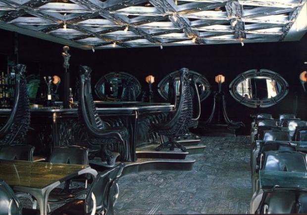 Alien Restoran