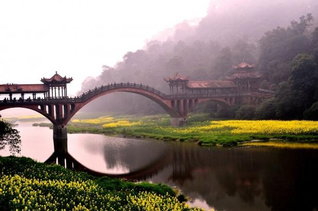 4. Leshan, Çin
