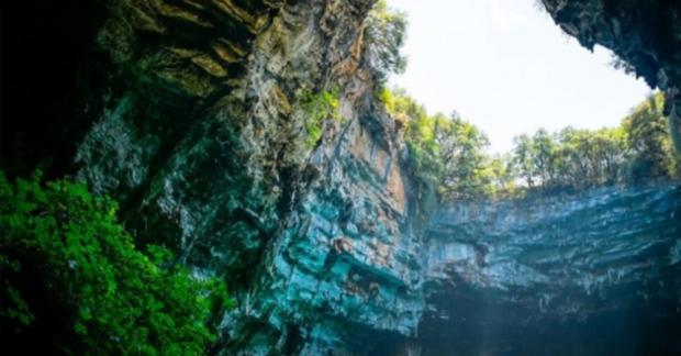 İşte dünyadan en görkemli 10 mağara!