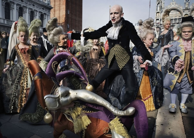 9 – Carnevale – Venice, İtalya