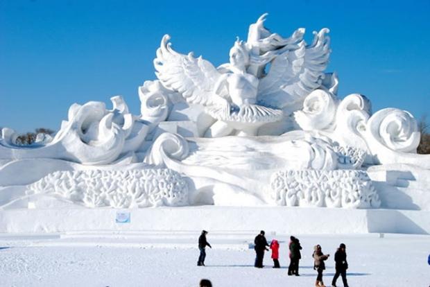 3 – Snow Ice – Çin
