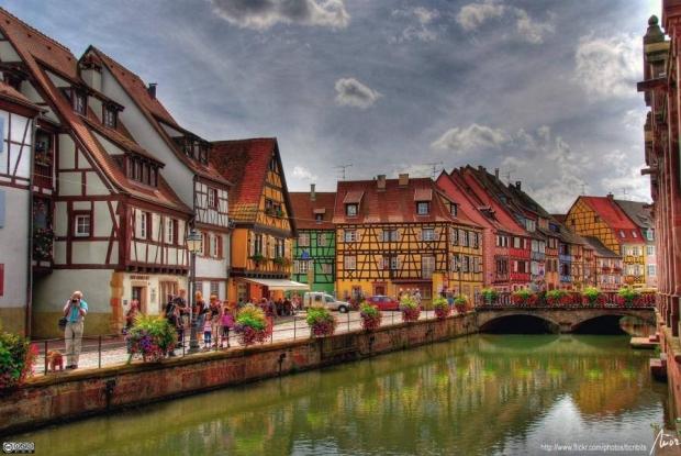 3. Colmar, Fransa