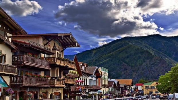 7. Leavenworth, Washington, ABD