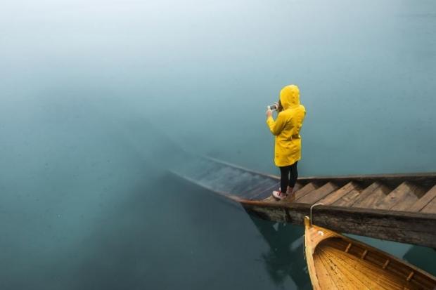 11. Lago Di Braies, İtalya