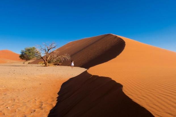 16. Sossusvlei, Namibya