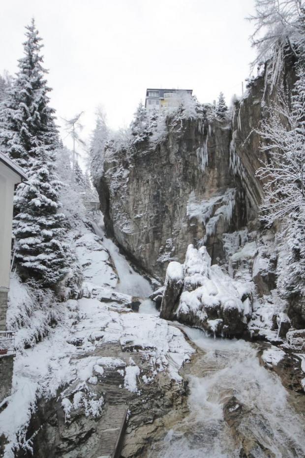 26. Bad Gastein, Avusturya