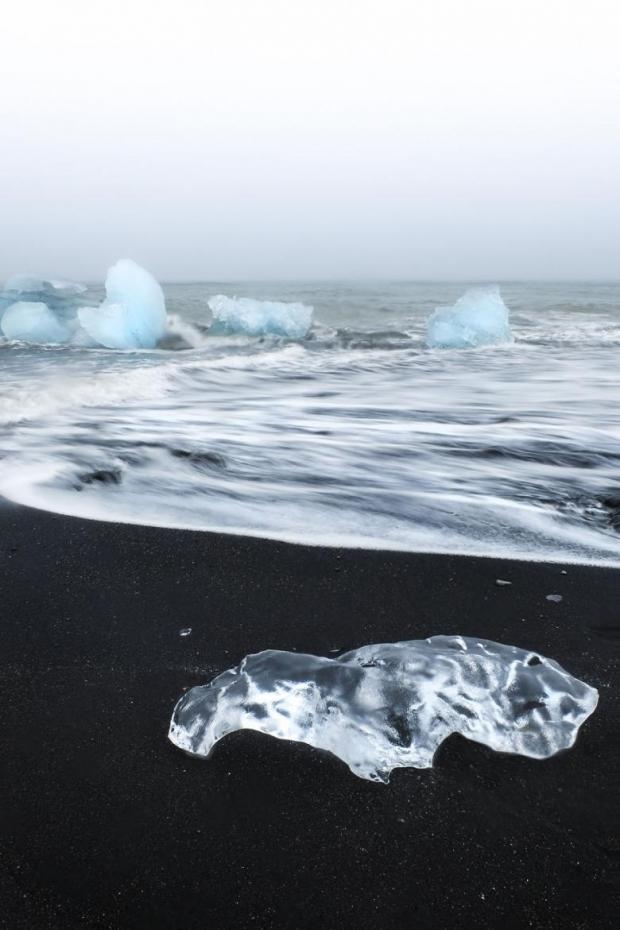 30. Jökulsárlón, İzlanda