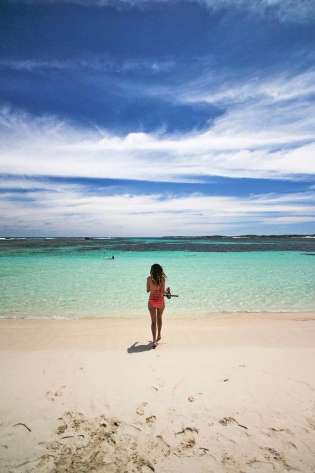 34. Rottnest Island, Avustralya