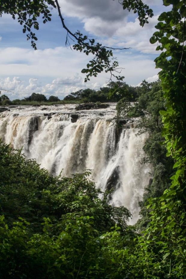 38. Victoria Falls, Zambiya