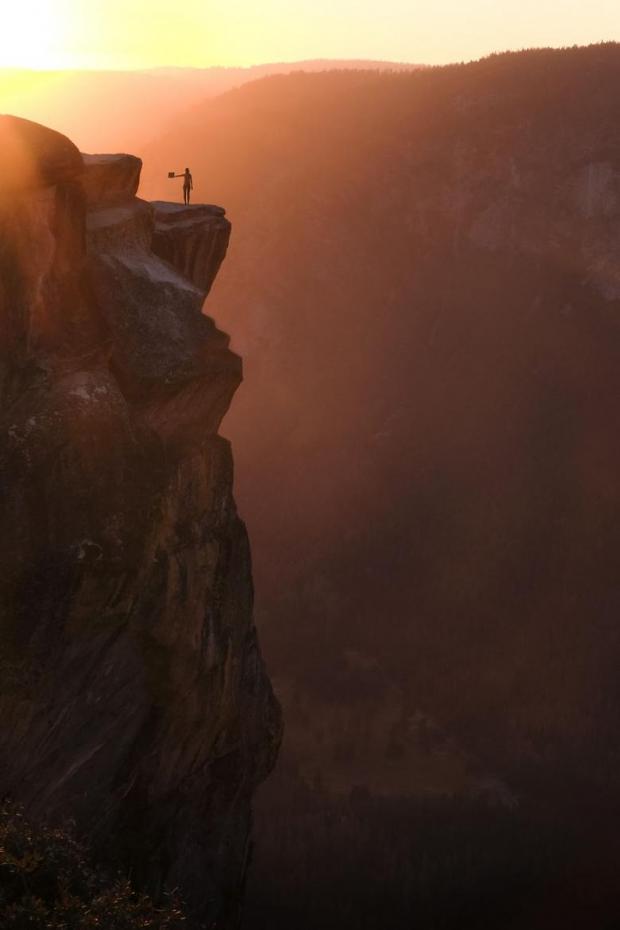 40. Yosemite, Amerika