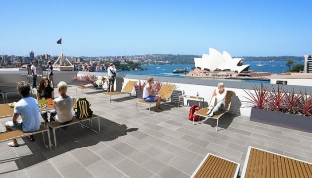 3. Sidney Limanı YHA – Sidney/Avustralya