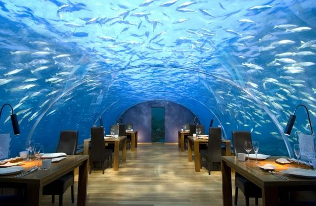 6. Conrad Maldives, Rangali adası