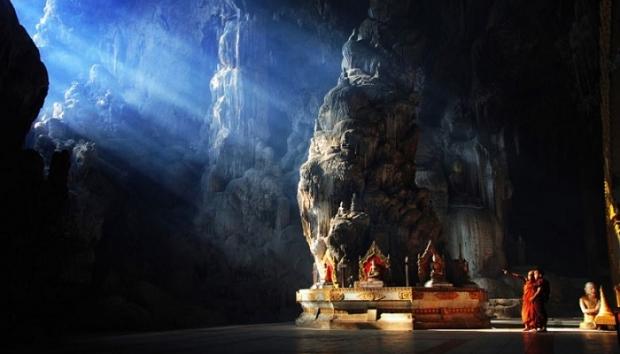 7. Kyaut Sae Mağarası – Myanmar