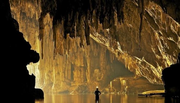 8. Tham Lod Mağarası – Tayland
