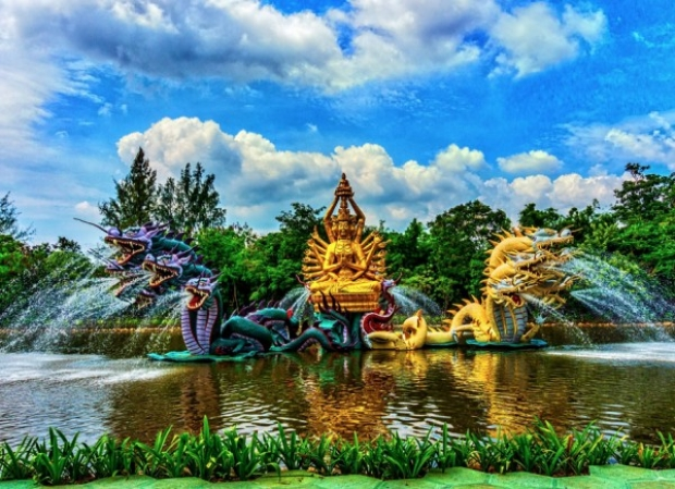 Ancient City, Tayland