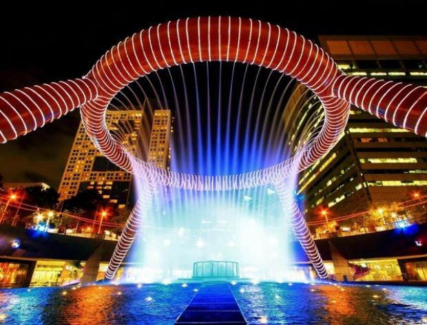 Suntec City, Singapur