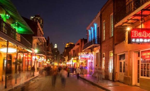 New Orleans, ABD
