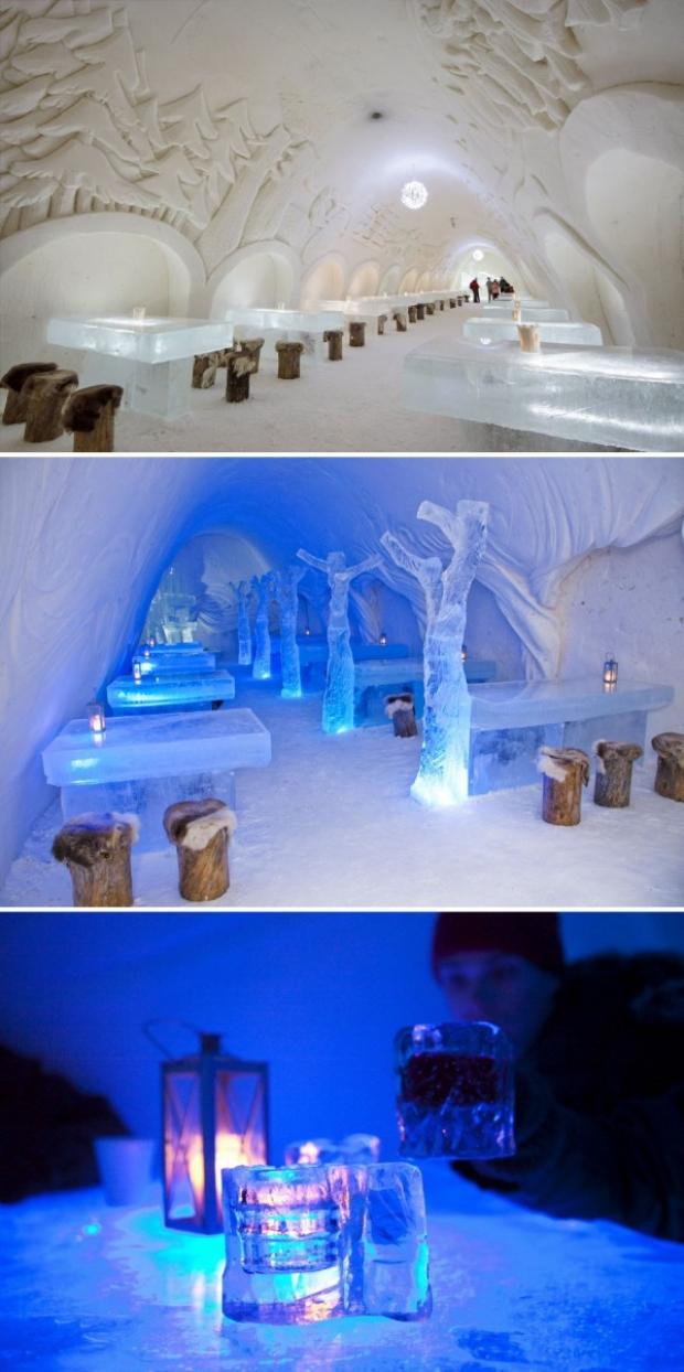 The Snowcastle Of Kemi, Kemi, Finlandiya