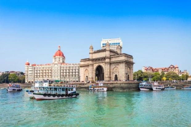 Mumbai, Hindistan — $68.70 (250 TL)