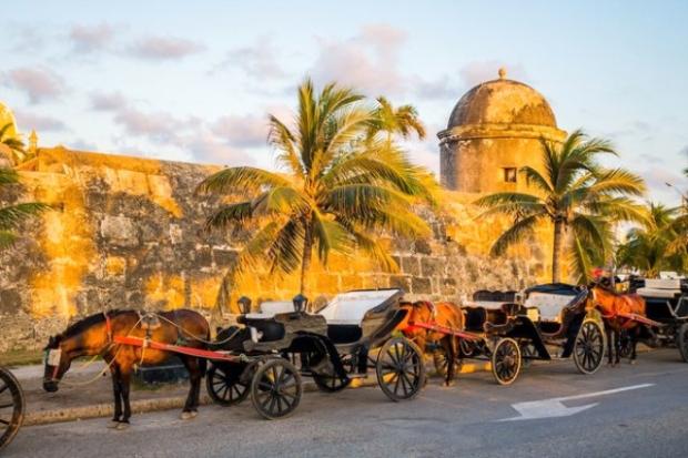 Cartagena, Kolombiya — £39.70 ($49.55)
