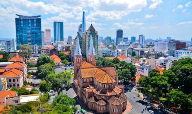 Ho Chi Minh City, Vietnam — $65.76 (238 TL)