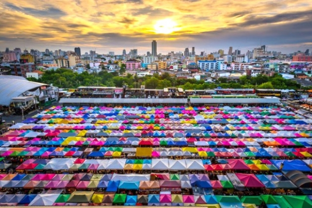 Bangkok, Tayland — $68.30 (248 TL)