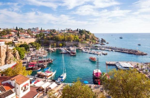 Antalya, TÜRKİYE — $54.88 (159 TL)
