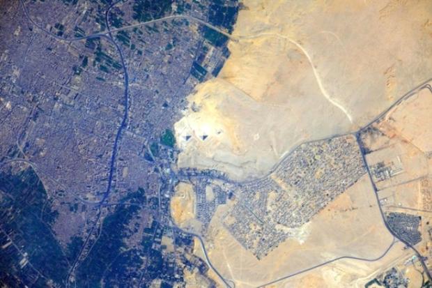 Giza Piramitleri (Mısır)
