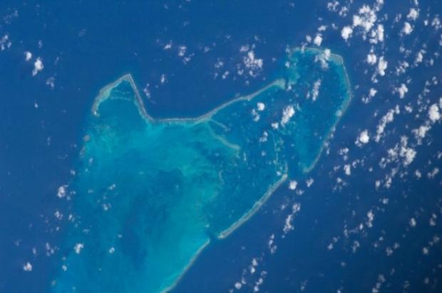 Cayo de Serrana Reef (Kolombiya)