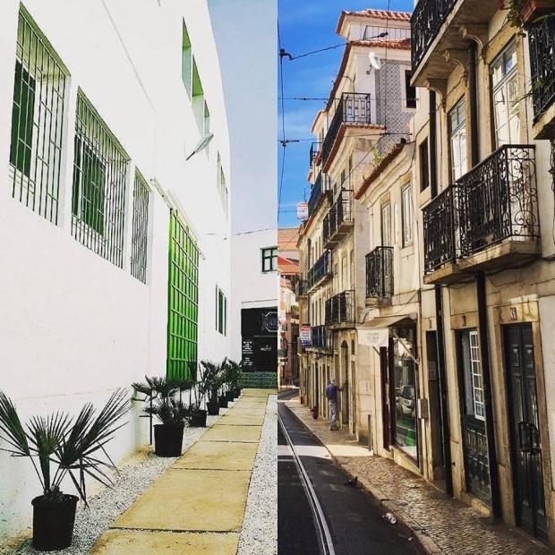 5. Rabat, Fas + Lizbon, Portekiz