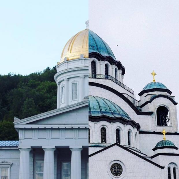 8. Montpelier, Virginia (ABD) + Belgrad, Sırbistan