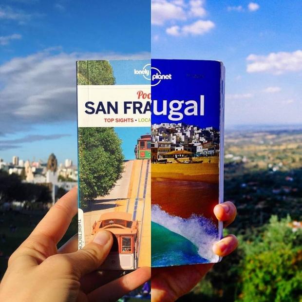 12. San Francisco, Kaliforniya, ABD +Alentejo, Portekiz