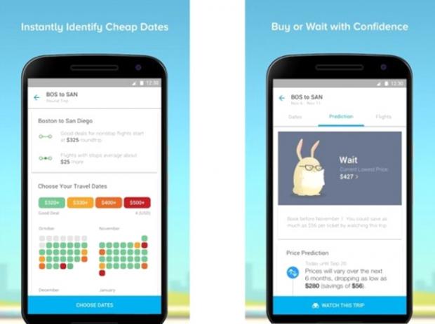 Hopper (Android, iOS: Ücretsiz)