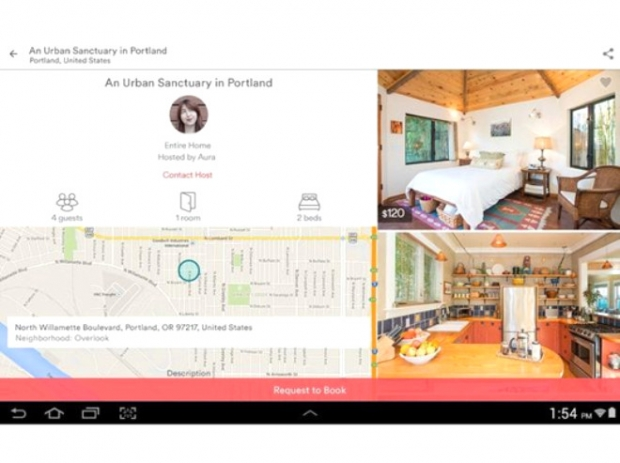 Airbnb (Android, iOS: Ücretsiz)