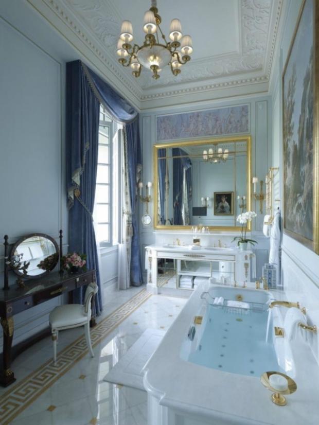 Shangri La Paris – La Suite Imperiale