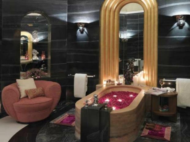 Umaid Bhawan Palace - Maharani Suite