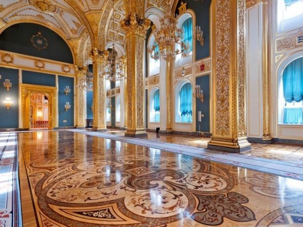 Kremlin Sarayı(Moskova):