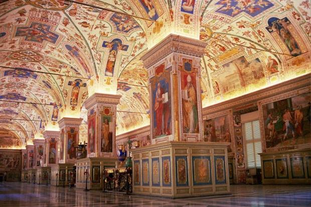 Vatikan Müzeleri: