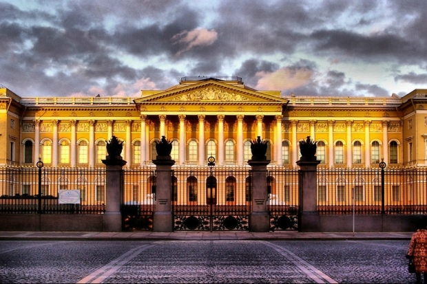 Petersburg Rus Müzesi